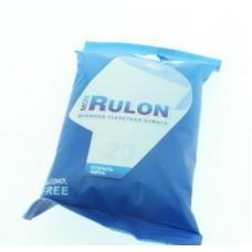 Бумага влажная туалетная MON RULON  №20