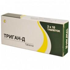 Триган-Д таблетки N20