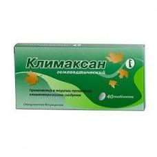 Климаксан таблетки №40