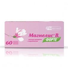 Магнелис В6 форте табл. п/о плен. 100 мг +10 мг №60