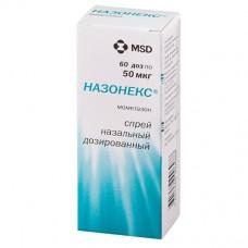 Назонекс  спрей 50мкг/1 доза 60 доз
