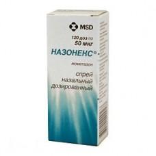 Назонекс спрей наз.50мкг/доза 120 доз