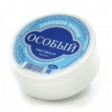 """Зубной порошок """"Особый""""  банка 140мл"""