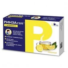 Ринзасип 5г пор.д/пригот.р-ра со вкусом лимона с вит.С пак.№5