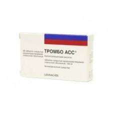 Тромбо АСС 100 мг №28 тб.