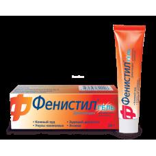 Фенистил гель  туба 0,1% 30г