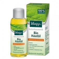 Био-масло органическое д/кожи 100м KNEIPP
