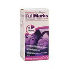 Раствор full marks (педикулез) 100мл