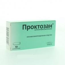 Проктозан  супп. №10
