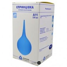Спринцовка ПВХ пластизольная  А11
