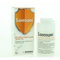 Банеоцин  пор. 10г
