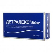 Детралекс  таб. п/о 500мг №60