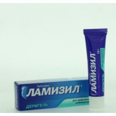 Ламизил Дермгель  туба 1% 15г