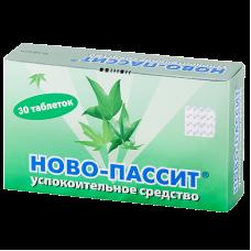 Ново-Пассит  таб. п/о №30