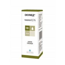 Окумед  фл.-кап. 0,5% 10мл