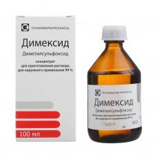 Димексид  фл. 100мл