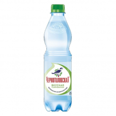 Вода питьевая минер. Черноголовская газ 0,5 л.