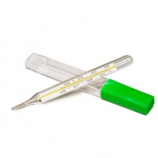 Термометр Amrus TVY-120 медицинский ртутный